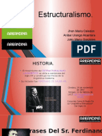 Finale Structuralism o