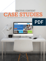 Nine Interactive Content Case Studies