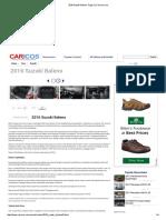 2016 Suzuki Baleno, Page 2 _ Caricos