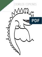 Cuento Cocodrilos Copiones PDF