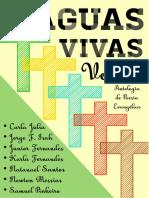 ÁGUAS VIVAS Volume 5 - Antologia de Poesia Evangélica
