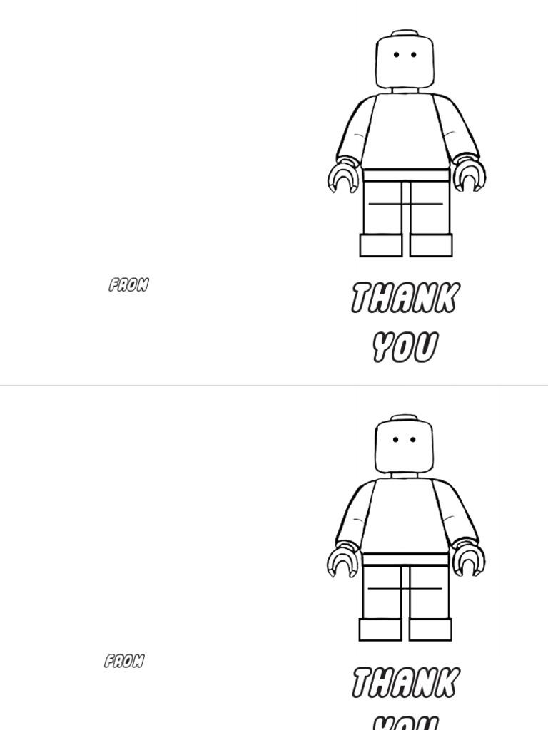 LEGO Colouring Book