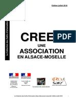 Creer Une Association en Alsace
