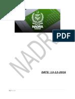 Nadra Final