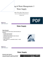 L13-Plumbing Waste Management-I