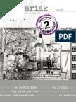 Revista hariak nº2 Comunicación para la transformación = Eraldaketarako Komunikazioa