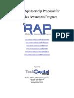 Crystal Sponsorship Proposal for RAP