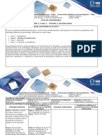 Guía de Actividades y Rúbrica de Evaluación – Fase 2 – Diseño y Construcción