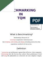 Benchmarking - TQM