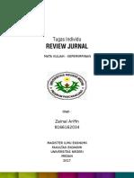 Review Jurnal Kepemimpinan BG ZAI