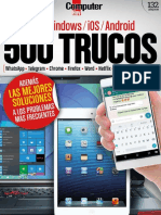 Extra Computer Hoy - 500 Trucos Para Windows, IOS, Android – 2017