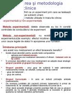 Studii Preclinice-clinice Scurt(2)