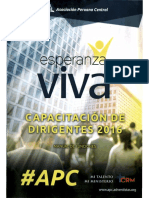 Capacitación de Dirigentes 2017 IASD