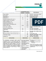 Diesel Euro 2M - Specification