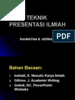 KP 1.1.15 Teknik Presentasi Ilmiah.ppt