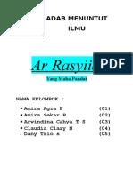 ADAB MENUNTUT ILMU.docx