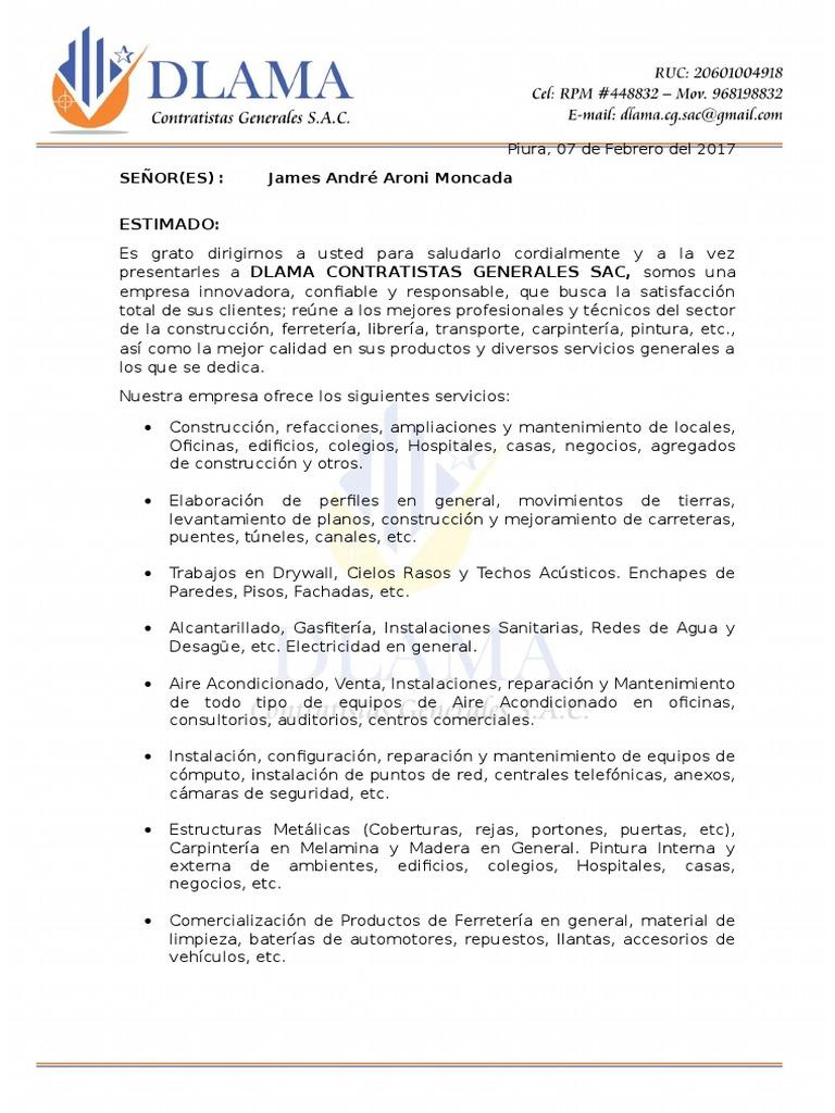 Dorable Supervisor De Tuberías Curriculum Vitae Carta De ...