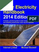 Solar Electricity Handbook 2014