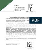 Teu-documenta 10.0 Trazabilidad de Derechos y Obligaciones-documentalismo Jurídico
