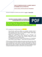 COMO PUBLICAR EN PORTALES DE CLASIFICADOS Y NO MORIR EN EL INTENTO.pdf