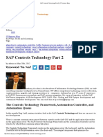 SAP Controls Technology Part 2 _ IT Partners Blog