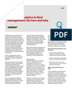 Verizon Ebrief Advanced Analytics in Fleet Management 3