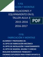 F.P.B. FABRICACIÓN Y MONTAJE