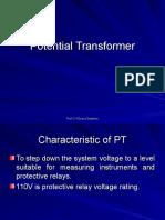 5_Potential Transformer.ppt