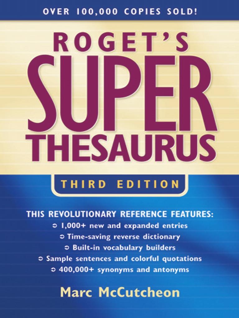 Marc_McCutcheon_Rogets_Super_Thesaurus.pdf | Bookkeeping | Debits And  Credits