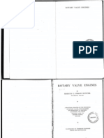 Rotary Valve Engines. M. Hunter
