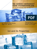 Ice Manufacturing