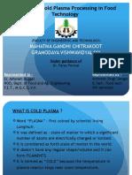 Seminar Coldplasma