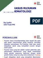 Pem Uji Silang Serasi Permasalahannya Presentasi Terbaru 24 Sept 12 Presentasi Revisi