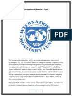 Eco International Monetary Fund
