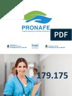 2017 03 03 Presentacion Delpronafe Inet Agosto 2016