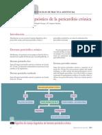 Protocolo Dg de La Pericarditis Cronica