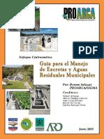 Guia Para El Manejo de Excretas y Aguas Residuales Municipales - Doreen Salazar