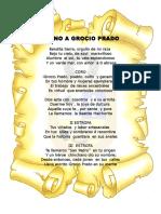 Himno a Grocio Prado