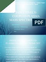 INDUCTIVELY-COUPLED-PLASMA-MASS-SPECTROPHOTOMETER.pptx
