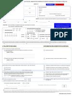 Modelo Solicitud admisión 2017-2018