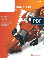Creating Animation Using SolidWorks