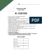 05- Kanat Profillerinin Aerodinamiği