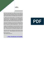 QuickBooks Mon Premier CRM Outil de Prospection Commerciale