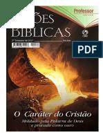 Revista Licoes Bíblicas 2° trimestre 2017