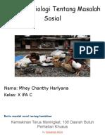 Kliping Sosiologi Tentang Masalah Sosial.docx