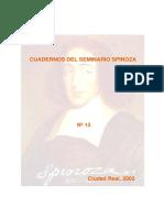 Estudios Sobre Spinoza- Strauss