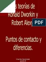 Dworkin y Alexy 2009