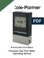 32908 Mass Volum Gas Meter