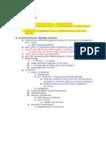 CNS Pathology Myelination
