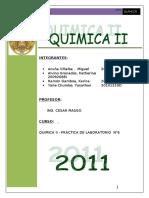 58604202 Laboratorio de Quimica II